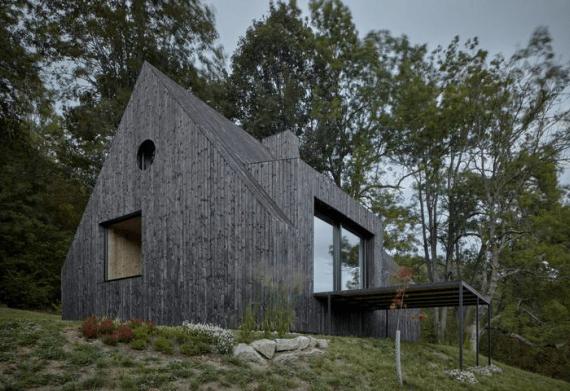 «Горелые фасады» - новый тренд в строительстве