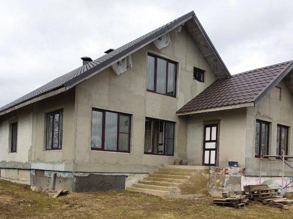 Дом в поселке Хатежино