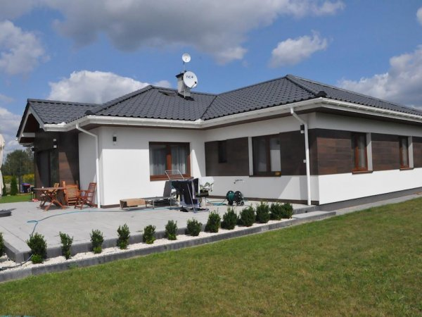 Аверелий проект реализованного дома