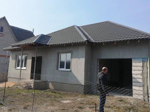 Дом в Боровлянах
