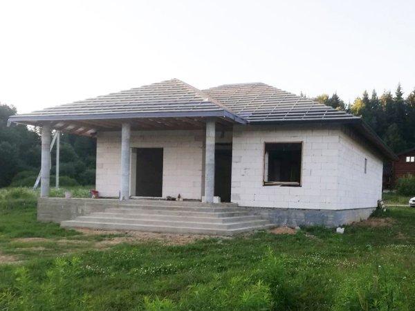 Дом в поселке Дружный