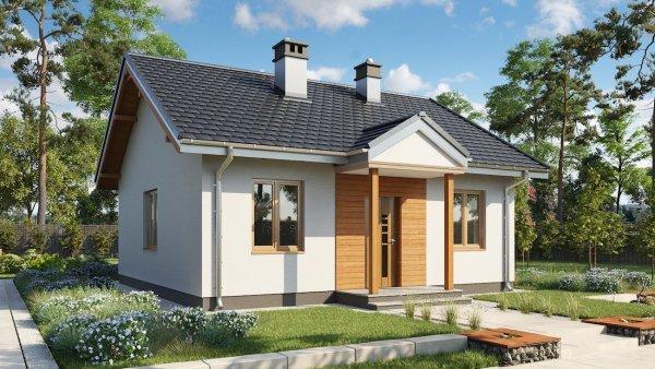 Проект дома Миниатюра (E-1000)