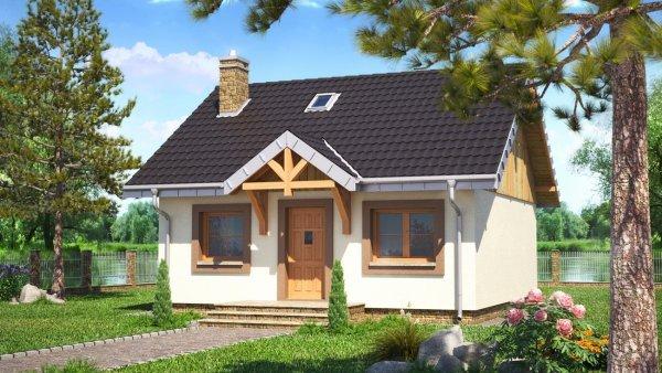 Проект дома Гучио (E-1050)