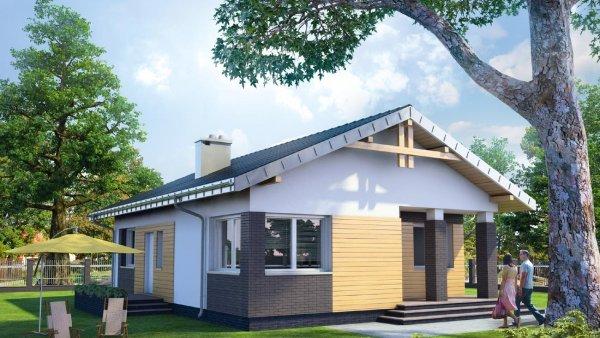 Проект дома Хатка (E-1170)