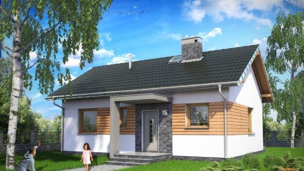 Проект дома Нуга (E-1213)