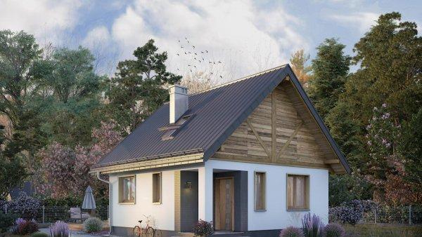 Проект дома Зорка (E-1223)
