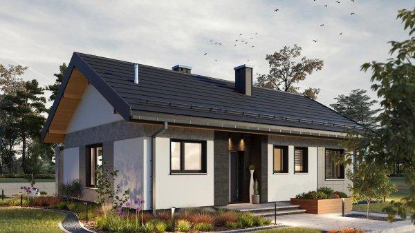 Проект дома Анита (E-1225)