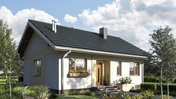 Проект дома Артек (E-1278)