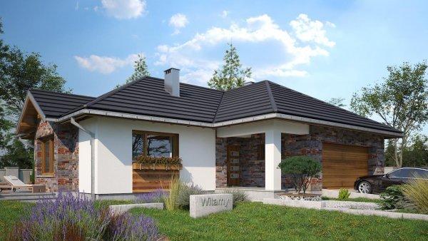 Проект дома Аврелия Поло (E-1282)