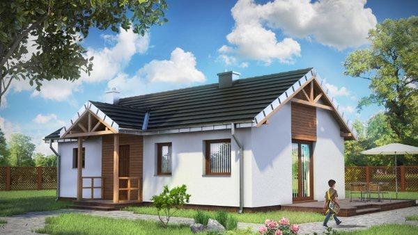 Проект дома Колибри (E-259)