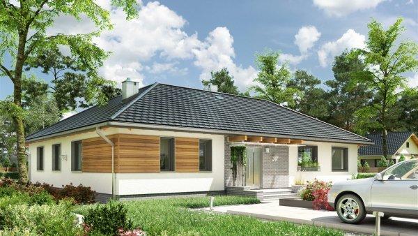 Проект дома Ручеек (E-446)