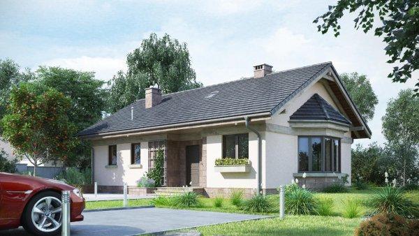 Проект дома Нота (E-863)