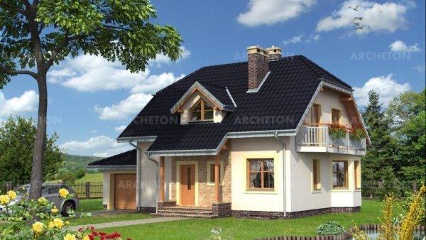 Проект дома София Мини (E-1002)