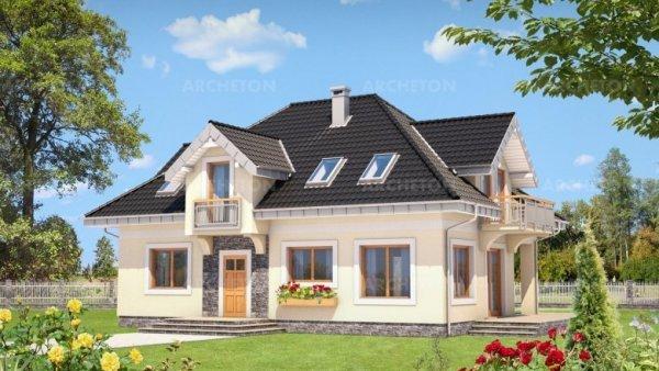 Проект дома Аманда (E-1078)
