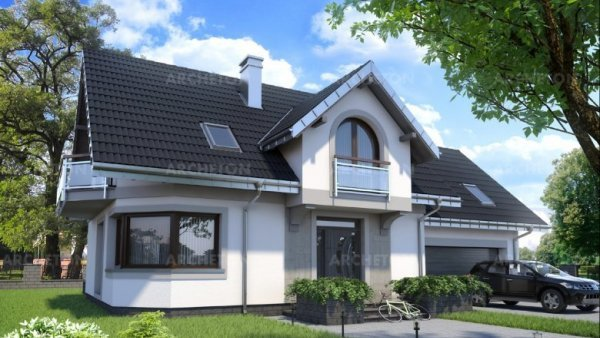Проект дома Гелядия (E-1206)