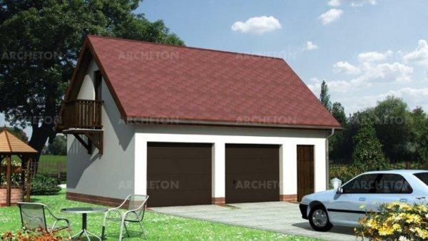 Проект Гараж 04 (E-603)