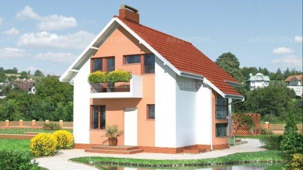 Проект дома Маргаритка (E-472)