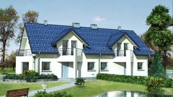 Проект дома Чебурашка (E-520)