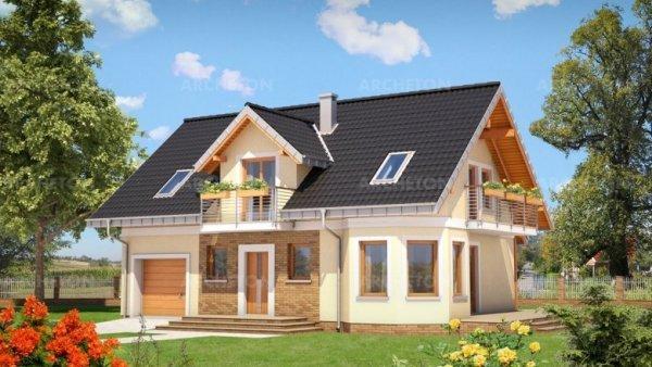 Проект дома Мариола Поло (E-1077)