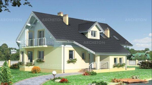 Проект дома Турмалин (E-709)