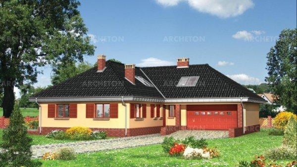 Проект дома Дамьян Макс (E-756)