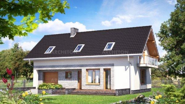 Проект дома Тулио (E-1064)