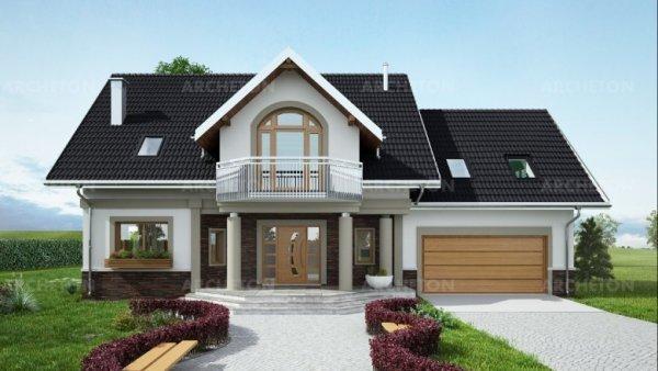 Проект дома Гелиодор (E-1091)