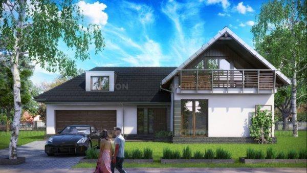 Проект дома Таль (E-830)