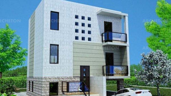 Проект дома Моби (E-31)