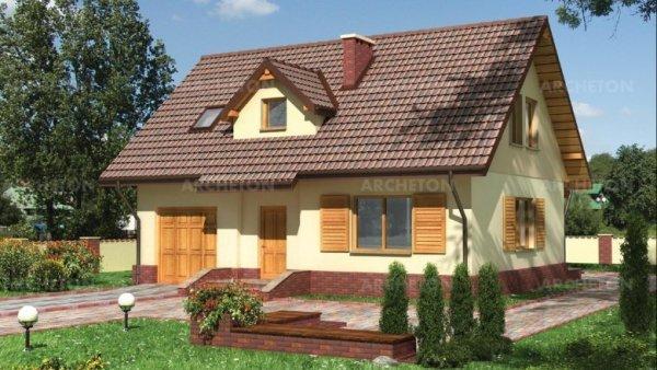 Проект дома Журавль (E-425)