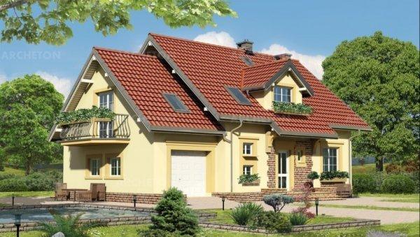 Проект дома София Люкс (E-849)