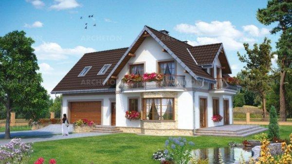 Проект дома Олень Ас Г2 (E-943)