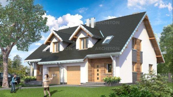 Проект дома Арьель Дуо (E-1241)