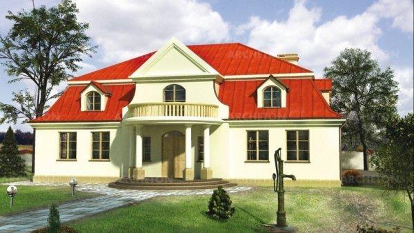 Проект дома Хризамтема (E-394)
