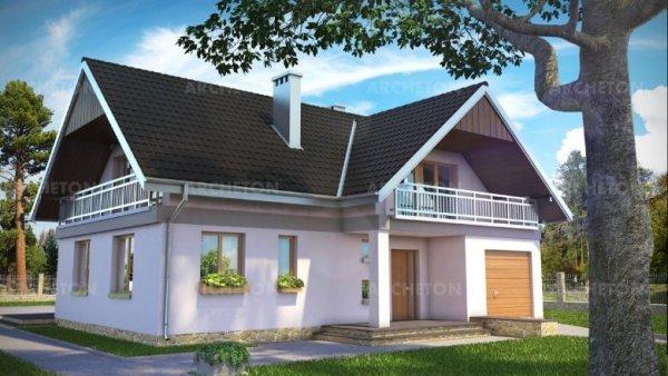 Проект дома Водяной (E-534)