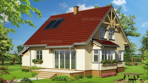 Проект дома Зиновий Эко (E-876)