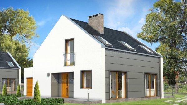 Проект дома Нико (E-1095)