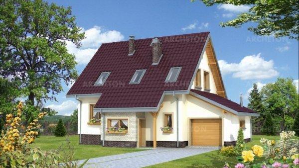 Проект дома Краб Нео (E-1004)