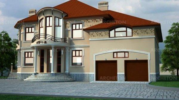 Проект дома ГП-87-07 (E-9)