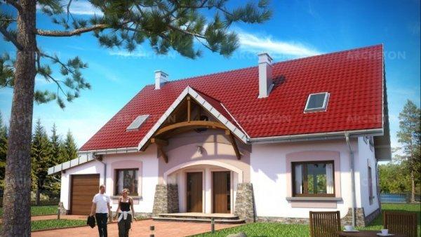Проект дома Галина (E-1114)