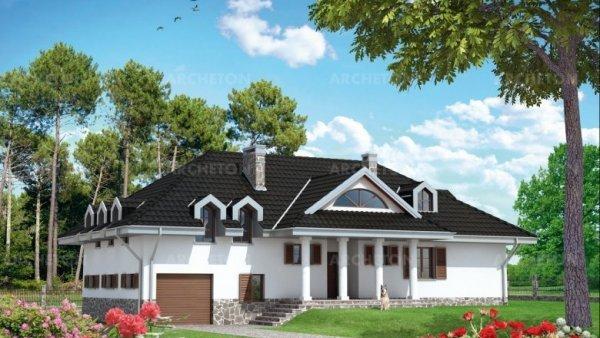Проект дома Двор (E-128)