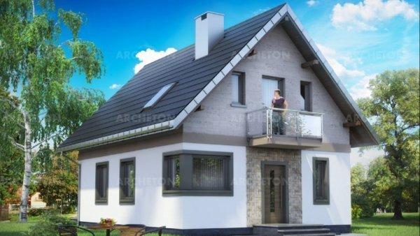 Проект дома Гавр (E-169)