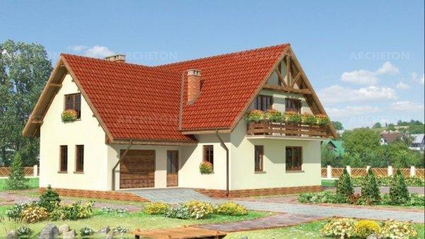 Проект дома Карат (E-239)