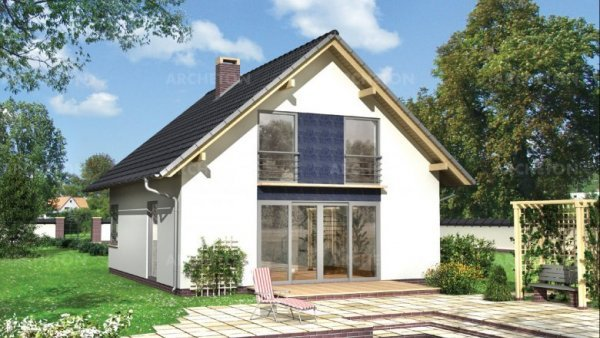 Проект дома Уля (E-831)