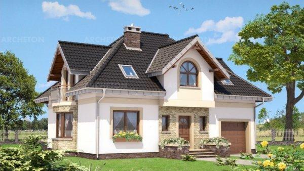 Проект дома Зуля (E-1059)