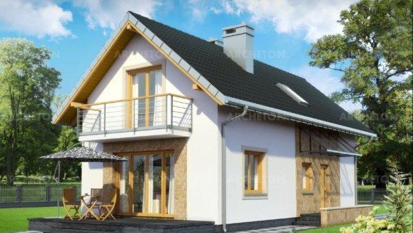 Проект дома Лонгинус Сто (E-1119)