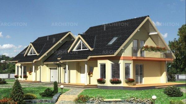 Проект дома Ямайка Дуо (E-764)