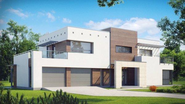 Проект дома Бартош