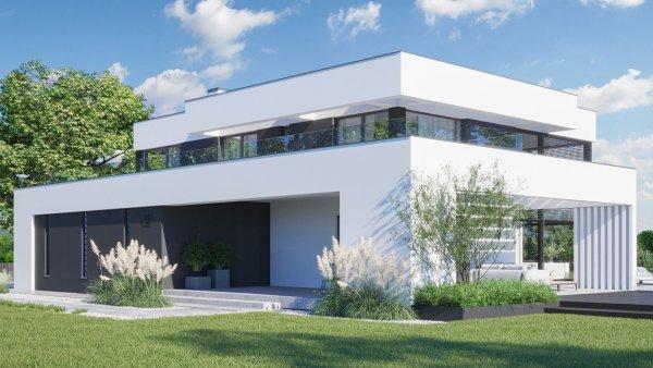Проект дома Дино