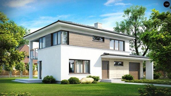 Проект дома Стиль